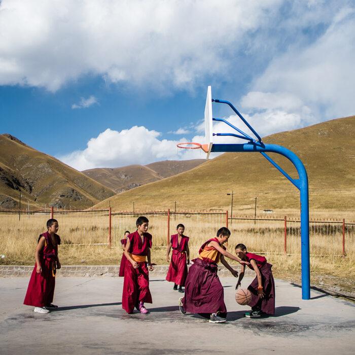 Qinghai/Gansu, 2018